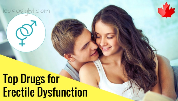 Top Drugs for Erectile Dysfunction